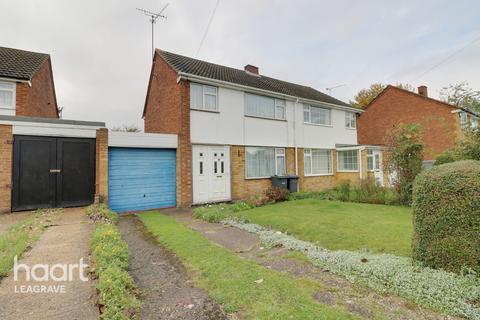 3 bedroom semi-detached house for sale - Chestnut Avenue, Luton