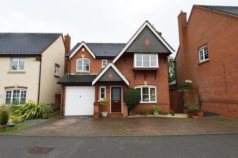 4 bedroom detached house for sale - Waters Edge, Handsacre