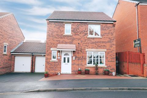 3 bedroom detached house for sale - Silverbirch Road, Hartlepool, TS26