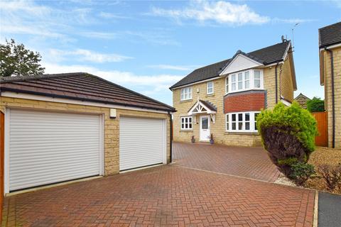 4 bedroom detached house for sale - Summerbank Close, Drighlington, Bradford, West Yorkshire