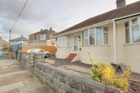 3 bedroom semi-detached bungalow for sale - Dovedale Road, Plymouth