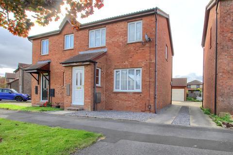 3 bedroom semi-detached house for sale - Coleridge Road, Billingham