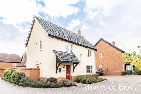 3 bedroom detached house for sale - Wroxham Road, Sprowston