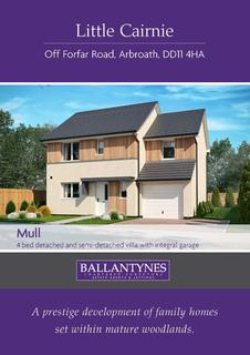 4 bedroom detached house for sale - Plot 42, The Mull, Little Cairnie, Forfar Road, Arbroath DD11 4HA