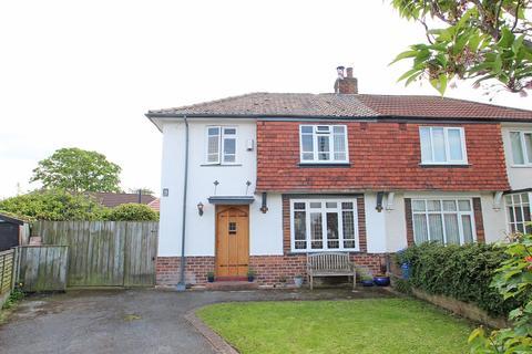 3 bedroom semi-detached house to rent - Tintern Avenue, Flixton, Manchester, M41