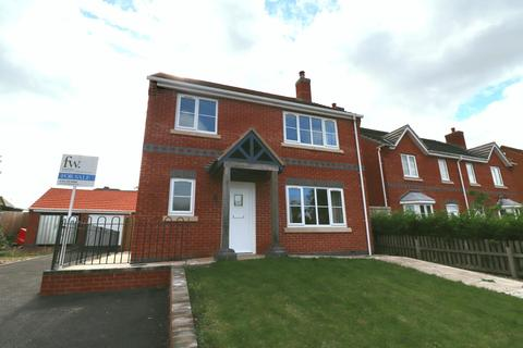4 bedroom detached house for sale - The Cuttings, Thurnby, Leicester