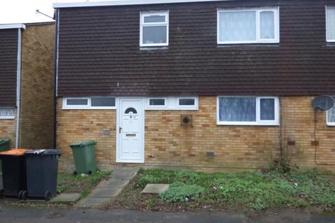 4 bedroom terraced house to rent - Bloomsbury Gardens, Dunstable