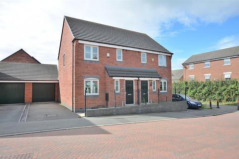 3 bedroom semi-detached house for sale - Bellamy Drive, Kirkby-in-Ashfield