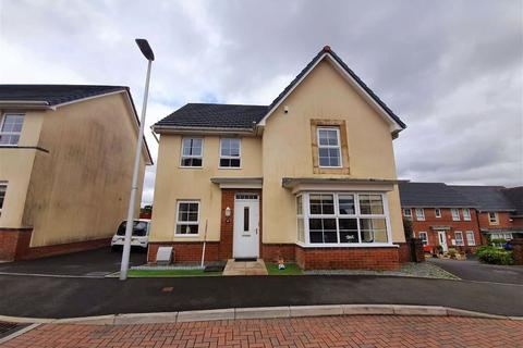 4 bedroom detached house - Horizon Way, Loughor, SWANSEA