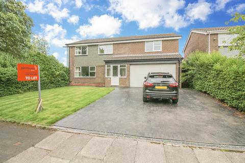 5 bedroom detached house to rent - Wilmington Close, Newcastle Upon Tyne