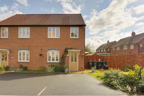 3 bedroom semi-detached house for sale - Albert Close, Hucknall, Nottinghamshire, NG15 7UZ