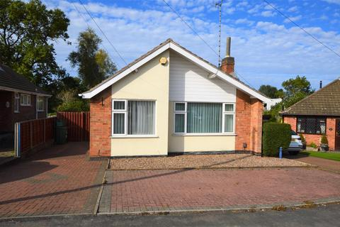 3 bedroom bungalow for sale - Brookside Close, Shepshed, Loughborough