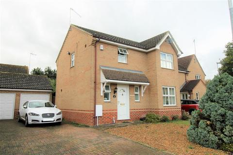 3 bedroom detached house for sale - Wallace Close, King's Lynn