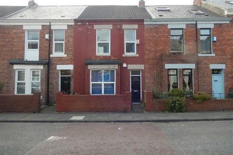 4 bedroom terraced house to rent - Cardigan Terrace, Newcastle upon Tyne, NE6 5NX