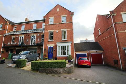4 bedroom townhouse for sale - St. Laurence Gardens, Belper