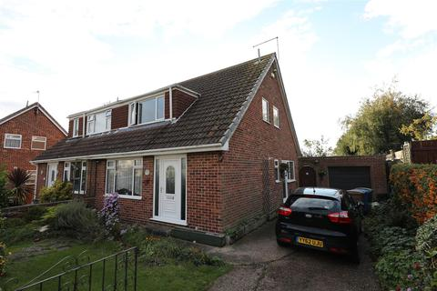 3 bedroom semi-detached house for sale - Forge Close, Thorngumbald, Hull