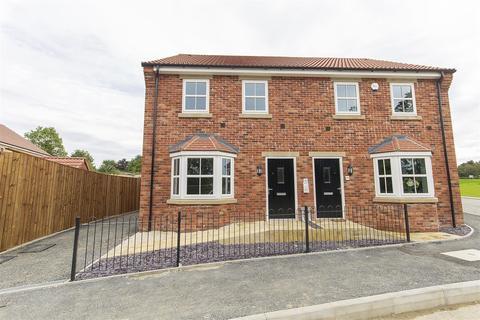 3 bedroom semi-detached house for sale - Hawthorne Meadows, Chesterfield Rd, Barlborough