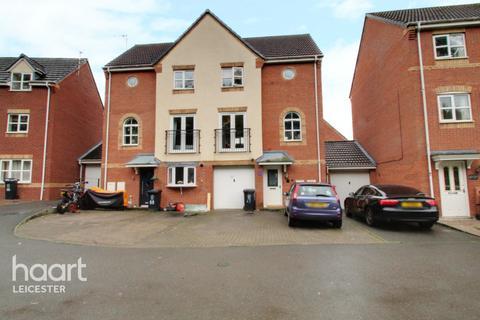 3 bedroom semi-detached house for sale - Kestrel Lane, Leicester
