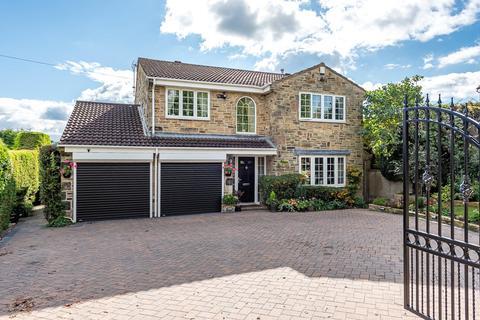 4 bedroom detached house for sale - Harewood Road, Collingham, LS22
