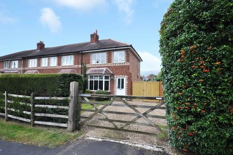 3 bedroom end of terrace house for sale - Wood Lane, Quorn, Loughborough