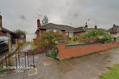 2 bedroom semi-detached bungalow for sale - Marley Avenue, Crewe