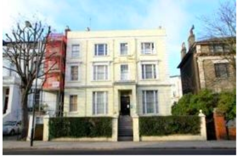 Studio to rent - pembridge villas W11