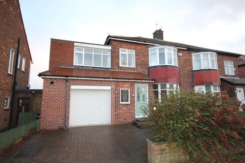 4 bedroom semi-detached house for sale - Hartburn Road, Marden Farm, North Shields, NE30 3RH