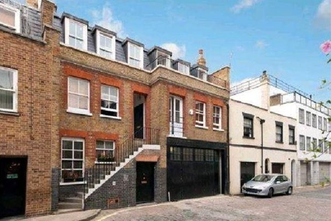 2 bedroom flat to rent - Weymouth Mews, London W1G