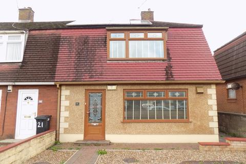 3 bedroom semi-detached house for sale - Lake Road, Port Talbot, Neath Port Talbot. SA12 6AL