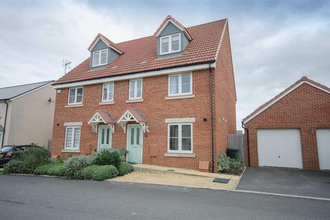 4 bedroom semi-detached house - Pear Tree Way, Lyde Green, Bristol, BS16 7FY
