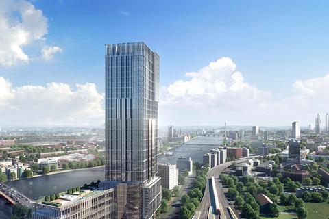 1 bedroom apartment for sale - Damac Tower, Nine Elms, London, SW8