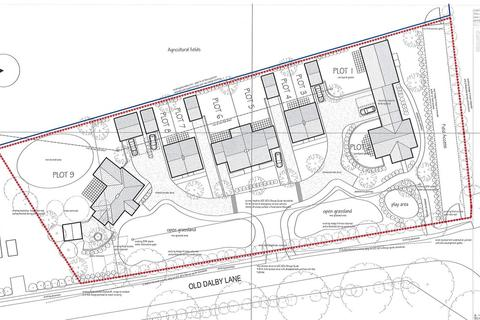 Land for sale - NETHER BROUGHTON