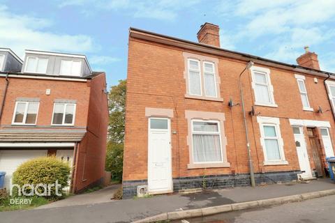 2 bedroom end of terrace house for sale - Hoult Street, Derby