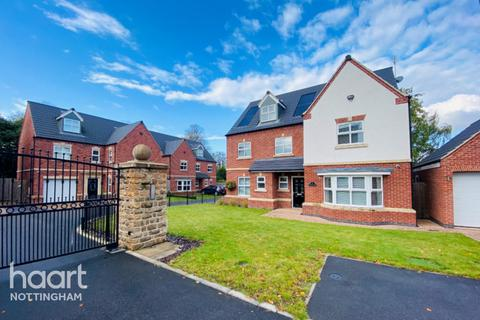 6 bedroom detached house for sale - Carriage Close, Mapperley Park