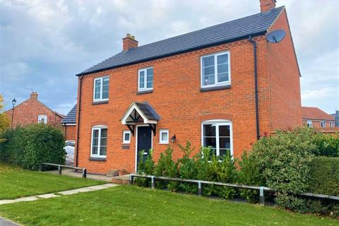 4 bedroom detached house for sale - Poppy Road, Witham St Hughs, Lincoln