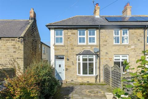 2 bedroom semi-detached house for sale - East Linden View, Longhorsley, Northumberland, NE65