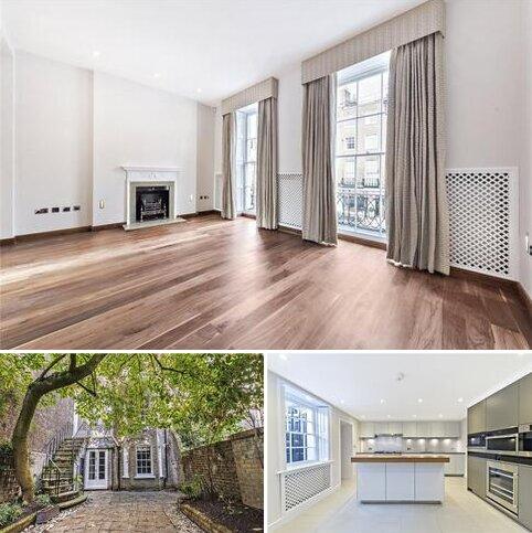 5 bedroom character property to rent - Chapel Street, Belgravia, London, SW1X
