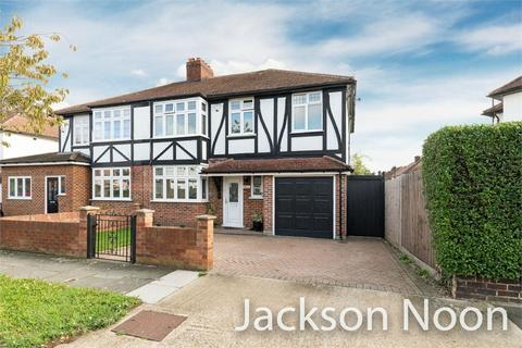 4 bedroom semi-detached house for sale - Brockenhurst Avenue, Worcester Park