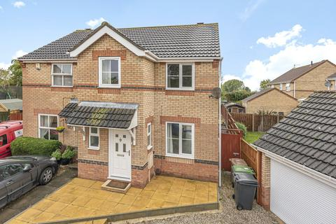 3 bedroom semi-detached house for sale - Curtis Drive, Heighington, LN4