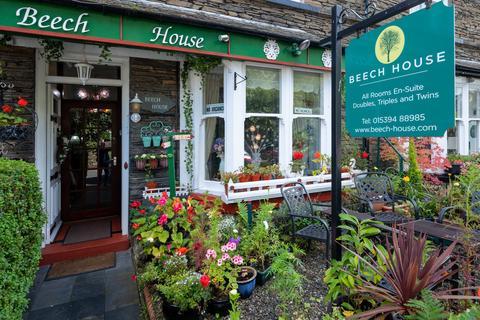 Hotel for sale - Beech House, 11 Woodland Road, Windermere, Cumbria, LA23 2AE