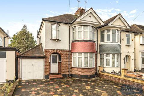 3 bedroom semi-detached house for sale - The Ridgeway, North Harrow, Middlesex, HA2