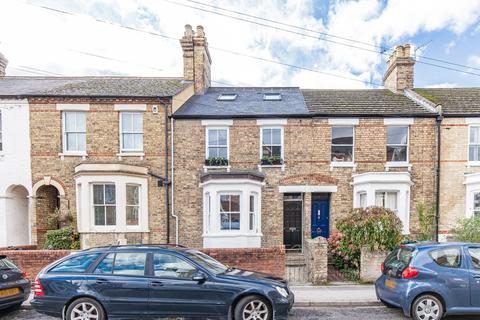 4 bedroom terraced house for sale - Marlborough Road, Grandpont, OX1