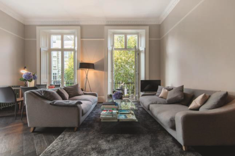 1 bedroom apartment to rent - Durham Terrace, W2