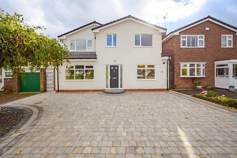 4 bedroom detached house for sale - Hansell Drive, Dorridge