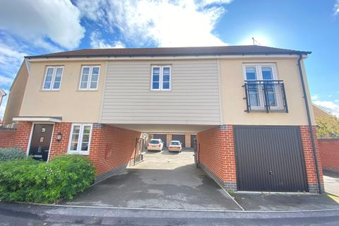 2 bedroom detached house for sale - Towpath Avenue, Northampton