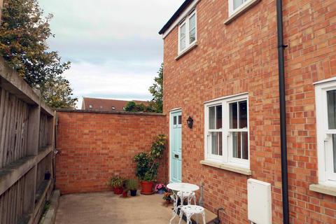 1 bedroom end of terrace house - Feversham Lane, Glastonbury