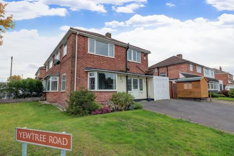 3 bedroom semi-detached house - Yewtree Road, Streetly