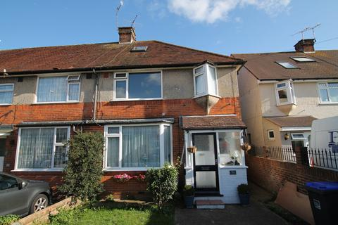 3 bedroom end of terrace house for sale - Congreve Road, Worthing