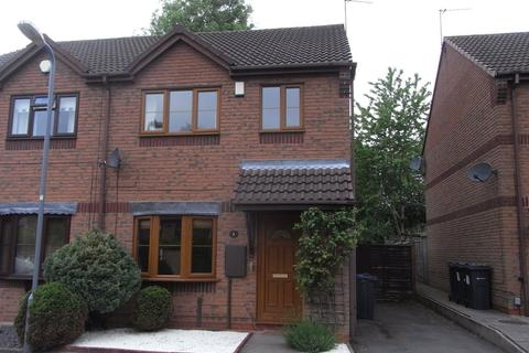 3 bedroom semi-detached house to rent - Lennox Grove, Wylde Green, Sutton Coldfield, B73 5JA