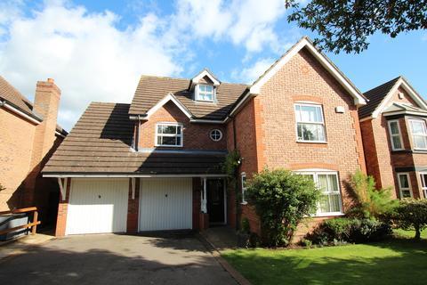 5 bedroom detached house for sale - Oak Way, Sutton Coldfield, B76 2PG